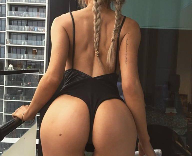 Beim Amateur Porno Treff kannst Du das geile Luder von hinten besteigen
